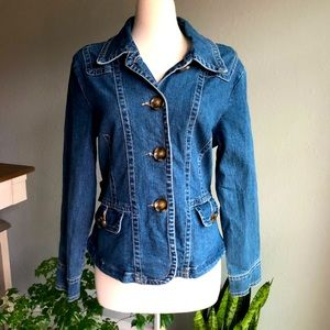NorthStyle women's jean jacket